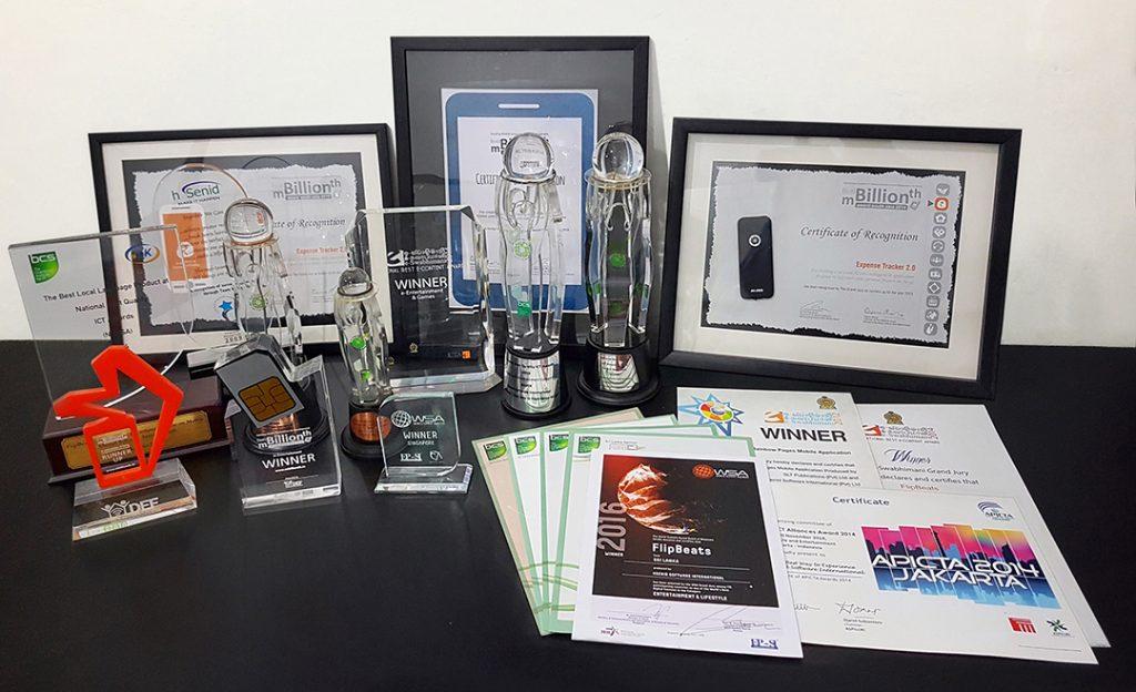 Achievements by Sachi Wickramage